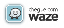 Waze - Geolocalização da TG Fiberglass