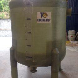 Tanque Vertical Fundo Elíptico e Tampa Plana 02